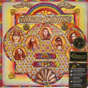 Lynyrd Skynyrd - Second Helping 45RPM, 200g Vinyl Edition