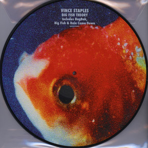 Vince Staples - Big Fish Theory Picture Disc Edition
