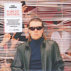 Alex Cameron - Forced Witness Black Vinyl Edition