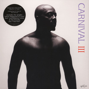 Wyclef Jean - Carnival III: The Fall And Rise Of A Refugee
