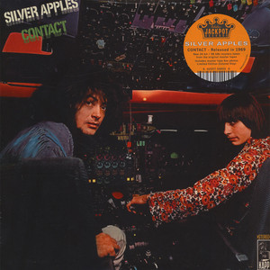 Silver Apples, The - Contact Colored Vinyl Edition