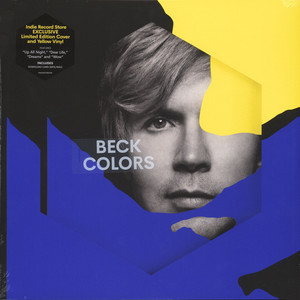 Beck - Colors Yellow Vinyl Edition