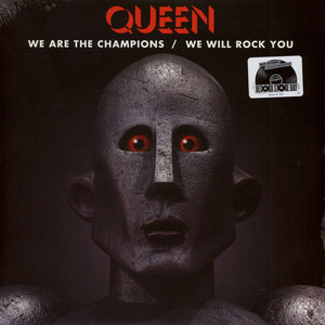 Queen - We Are the Champions / We Will Rock You