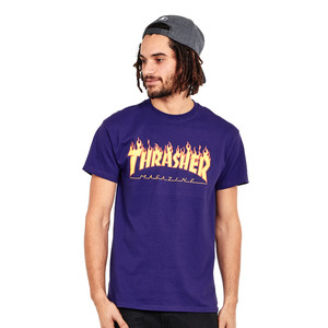 Thrasher - Flame S/S T-Shirt