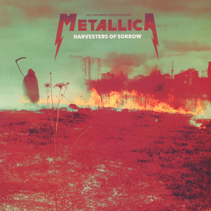 Metallica - Harvesters Of Sorrow - Live Broadcast Moscow 1991 Yellow Vinyl Edition