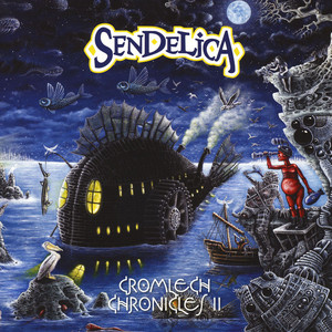 Sendelica - Cromlech Chronicles II Colored Vinyl Edition A