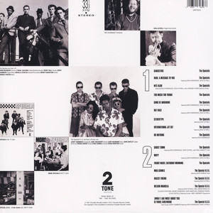 Specials, The - The Singles