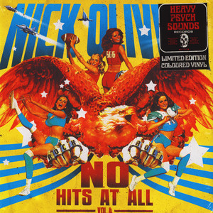 Nick Oliveri - N.O. Hits At All Volume 4 Colored Vinyl Edition