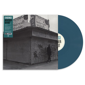 Evidence of Dilated Peoples - Weather Or Not Blue Vinyl Edition