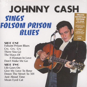 Johnny Cash - Johnny Cash Sings Folsom Prison Blues Gatefold Sleeve Edition