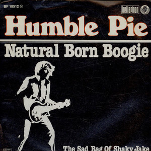 Humble Pie - Natural Born Boogie