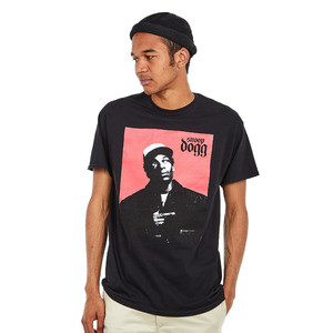 Snoop Dogg - Red Square T-Shirt
