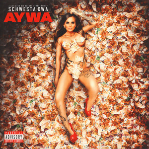 Schwesta Ewa - Aywa Red Vinyl Edition
