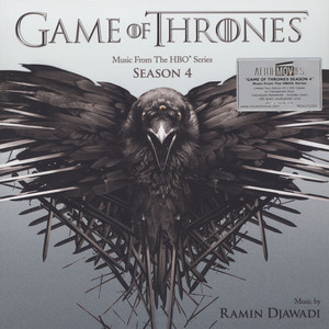 Ramin Djawadi - OST Game Of Thrones Season 4 Clear Vinyl Edition