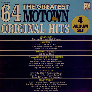 V.A. - The Greatest 64 Motown Original Hits