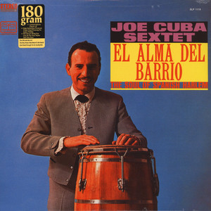 Joe Cuba Sextet - The Soul Of Spanish Harlem Colored Vinyl Edition
