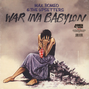 Max Romeo & The Upsetters - War Ina Babylon Translucent Red Vinyl Version