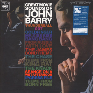 John Barry & His Orchestra - Great Movie Sounds Of John Barry