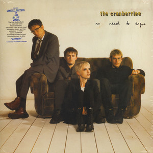Cranberries, The - No Need To Argue Blue Vinyl Version