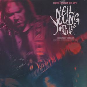 Neil Young - Into The Blue Blue Vinyl Edition