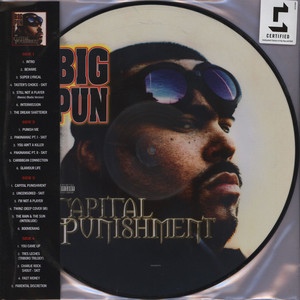 Big Pun - Capital Punishment 20th Anniversary Picture Disc Edition