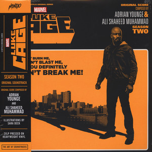 Adrian Younge & Ali Shaheed Muhammad - OST Marvel's Luke Cage - Season Two