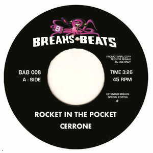 Cerrone / James Brown - Rocket In The Pocket / Can I Get Some Help