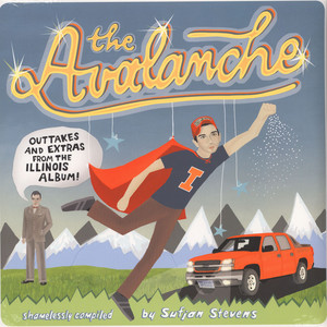 Sufjan Stevens - The Avalanche Black Vinyl Edition