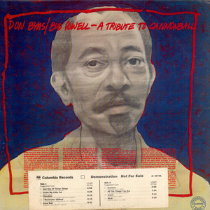 Don Byas / Bud Powell - A Tribute To Cannonball
