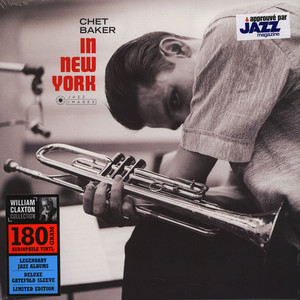 Chet Baker - In New York Gatefold Sleeve Edition