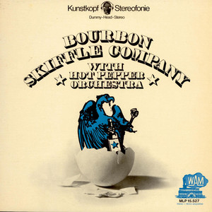 Bourbon Skiffle Company - Bourbon Skiffle Company With Hot Pepper Orchestra