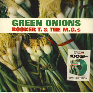 Booker T. & The M.G.S - Green Onions Colored Vinyl Edition