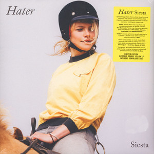 Hater - Siesta Colored Vinyl Edition