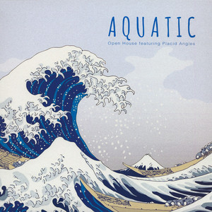 Open House - Aquatic Featuring Placid Angles Colored Vinyl Edition