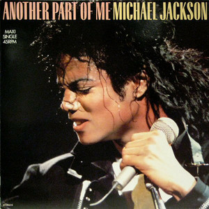 Michael Jackson - Another Part Of Me (Extended Dance Mix)