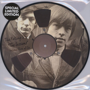 Rolling Stones, The - The Sessions Volume 3 Picture Disc Edition