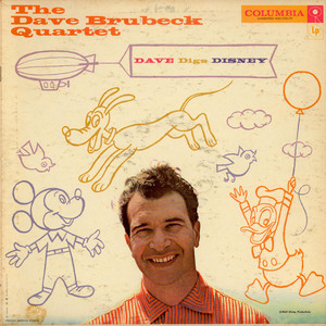 Dave Brubeck Quartet, The - Dave Digs Disney