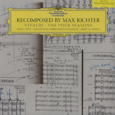 Richter / Hope / KKOB / de Ridder - Recomposed by Max Richter: Vivaldi & Four Seasons