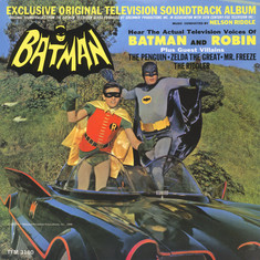 Nelson Riddle - OST Batman - Original Television Soundtrack Album