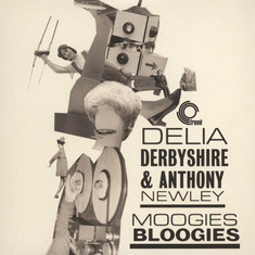Delia Derbyshire & Anthony Newley - Moogies Bloogies