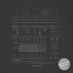Lord Finesse - The SP1200 Project: A Re-Awakening Deluxe Silver Vinyl Edition