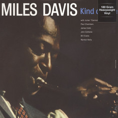 Miles Davis - Kind Of Blue 180g Vinyl Edition