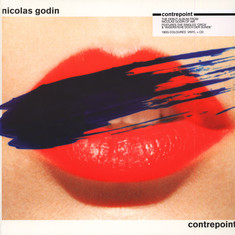 Nicolas Godin Of Air - Contrepoint Blue Vinyl Edition