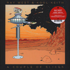 Kool Keith & Ray West - A Couple Of Slices