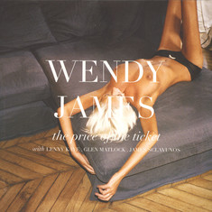 Wendy James - The Price Of The Ticket
