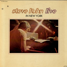 Steve Kuhn - Steve Kuhn Live In New York