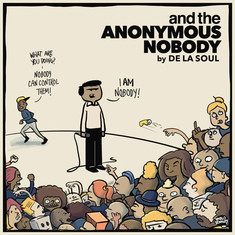 De La Soul - And The Anonymous Nobody Colored Vinyl Edition