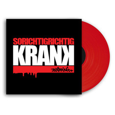 Too Strong - Krank Red Vinyl Edition