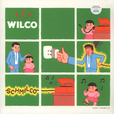 Wilco - Schmilco Colored Vinyl Edition