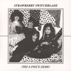 Strawberry Switchblade - 1982 4 Piece Demo